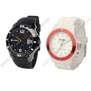 Uhren, freigestellt. Einfügbar in beliebige Hintergründe.