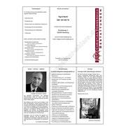 Fa. Dommerdich Bestattungen, Prospekt und Infoblatt.