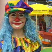 tamada... auch als Klown
