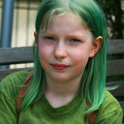 Grün, ja grün, ist alles was ich hab' ...