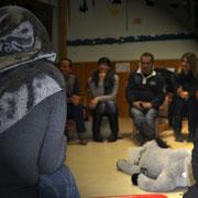19.3.2013: Einführungsveranstaltung mit den Eltern in Bochum