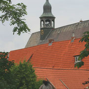 Blick aufs Kloster Lüne