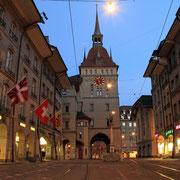 Die wunderschöne Innenstadt von Bern.  Foto: Fotolia, © Schlierner