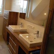 Badezimmermöbel Kunststoffdecor
