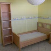 Kinderzimmer in Buche, geölt
