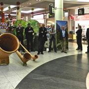 Eröffnung Roadshow 20 Jahre Naturaplan «FÜR DIE LIEBE ZUR NATUR» Wankdorf Center Bern