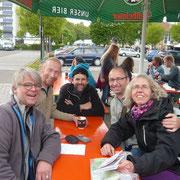 Unser Team auf der Messe in Germersheim!