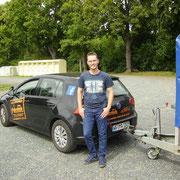 Philipp Panneck hat seinen BE-Führerschein seit dem 04.08.16!