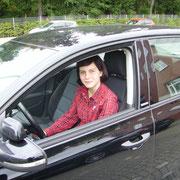 Constanze Evers hat ihren B-Führerschein seit dem 24.09.13!