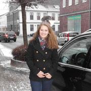 Evi Wehr-Paulus hat ihren B-Führerschein seit dem 22.01.14!