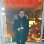 Celine Wistuba hat ihren B-Führerschein seit dem 30.03.15!