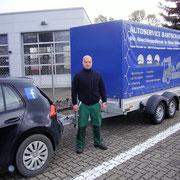 Philipp Zimmermann hat seinen BE Führerschein seit dem 27.10.2017