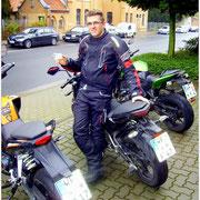Nils Schweinhagen hat seinen A2-Führerschein seit dem 19.10.15!