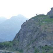 イタリアで1番標高が高い場所にあるブドウ畑