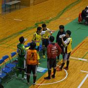 男子県リーグ vsアルコイリス