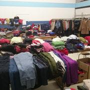 Kleiderkammer - Dezember 2015