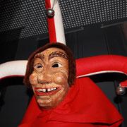 Die einzigartige  Maskensammlung
