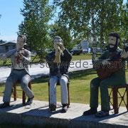 Silverhöjdens Camping och Stugby´s ... Musiker ...