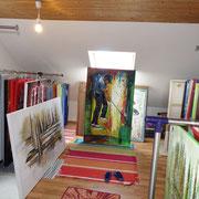 Atelier u. Künstlerwerkstatt Burgstallers-Art in Schwendi