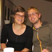 Martina und Reto, unsere Gastgeber