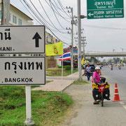 """Hä? Was nun? """"Bnagkok"""" oder """"Bangkok""""?"""