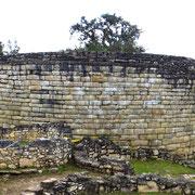 Das sogenannte Tintenfass ist konisch gebaut und war vermutlich eine Opferstätte.