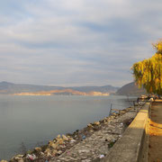 Golubac an der Donau
