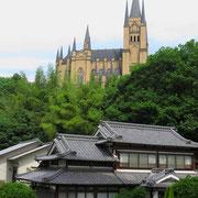 Je nach Schätzung gibt es in Japan 1 bis 6 Prozent Christen.