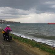 Am Marmarameer!!