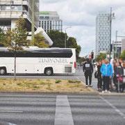 Entdeckung währen eines Berlin-Aufenthalts. Der zukünftige Tourbus?