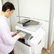 オフィス複合機器(コピー・ファックス・プリンター・スキャナー)