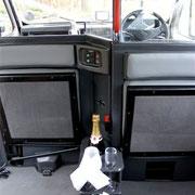 Champagne wedding cars