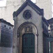 Кладбище Монматр. Блог архитектурной мастерской Spaces Bureau.