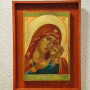 Mutter Gottes Korsunskaja, 17. Jhd.