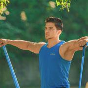 Outdoortraining macht Spaß und ist somit ein wichtiger Bestandteil von ganzheitlicher Fitness