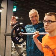 Trainingskontrolle ist ein wichtiger Bestandteil für den Erfolg der GaFit Athleten aus Berlin