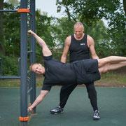 Coretraining ist ein wichtiger Bestandteil des GaFit Prinzip der ganzheitlichen Fitness