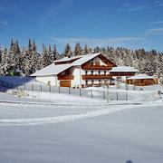Ferienwohnungen Haus Spannbauer im Winterzauber