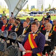 Teilnahme am Gottesdienst – beim Überlingen-Tag der Landesgartenschau Lahr am 14.10.18