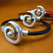 Bracelets Spirale
