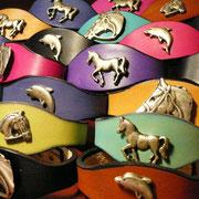 Bracelets animaux personalisables