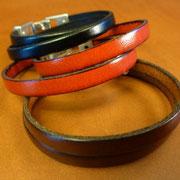 Bracelets deux tours