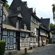 Fachwerk in Goslar / Harzer Tourismusverband e.V.