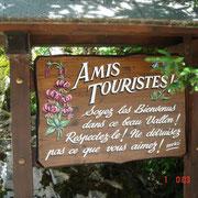 Amis Touristes
