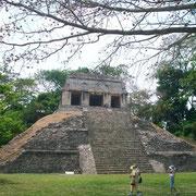 Palenque, Chiapas.