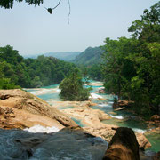 Agua Azul, Chiapas.