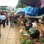 Open market, Chiapas.