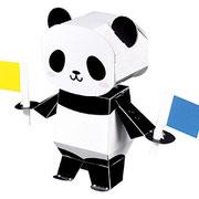 PMF-030  PMF新キャラクター  ぺぱんだ PMF既製品 ネットショップでも販売中!https://store.shopping.yahoo.co.jp/pmf-store/