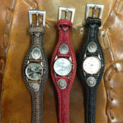 Crocodile Watch Band