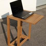 Arbeitsplatz fürs Laptop